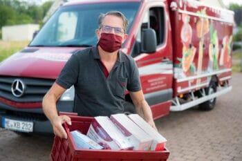 Heimdienst liefern Eismann   snackconnection