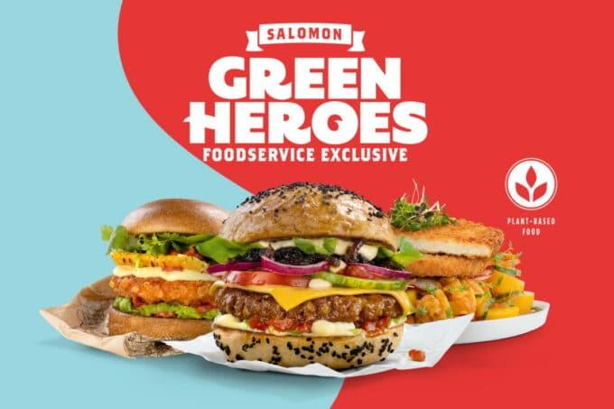 Vegane Burger Reihe | snackconnection