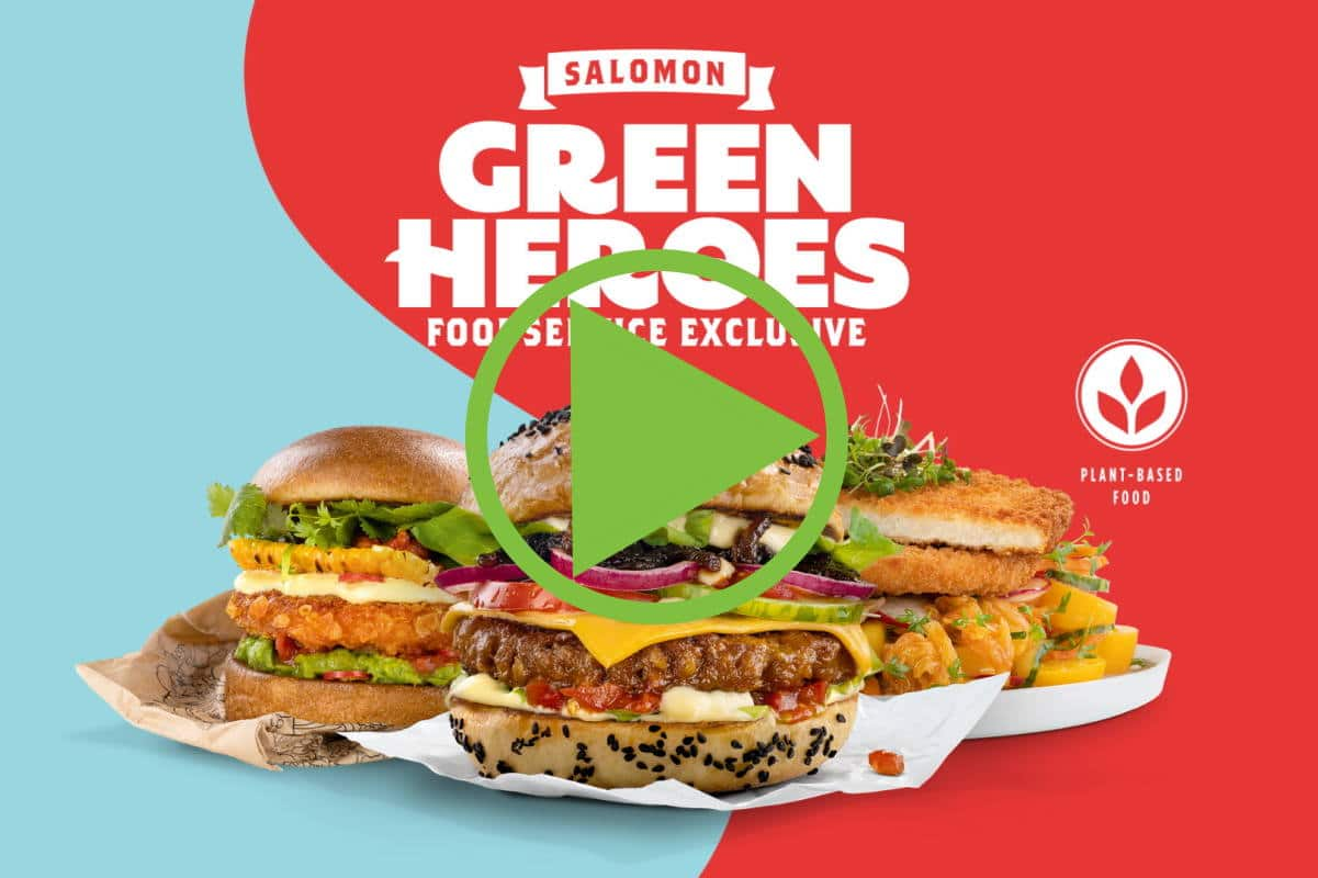 Video Vegane Burger | snackconnection