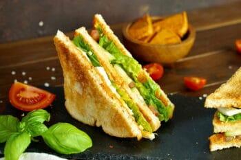 Käsesandwich | snackconnection