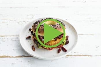 Video Rote Beete Bacon | snackconection