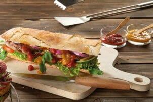 Baguette-Sandwich | snackconnection