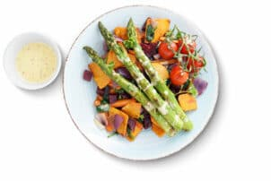 Spargel Salat | snackconnection