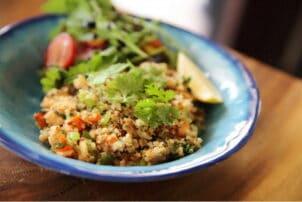 Quinoa Salat | snackconnection