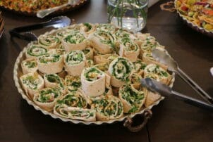 Spinat Wraps | snackconnection