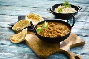 Curry Chicken Tikka Masala
