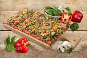 Vegane Pizzy | snackconnection