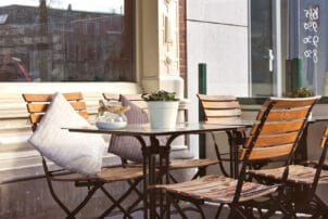 Cafe Restaurant Terasse