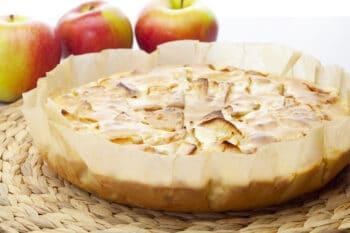 Apfelkuchen   snackconnection