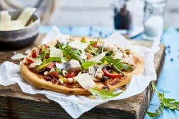 Matjes Pizza