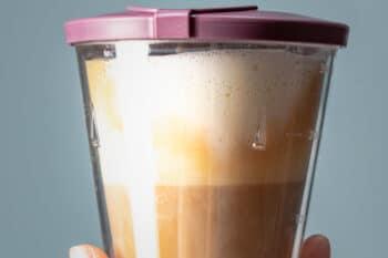 Mehrweg Verpackung ISY Cup Recircle Kaffee Latte
