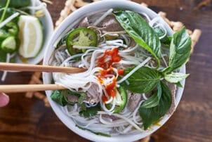 Pho Suppe Vietnam
