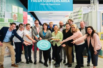 Gast 2021 Startup Area