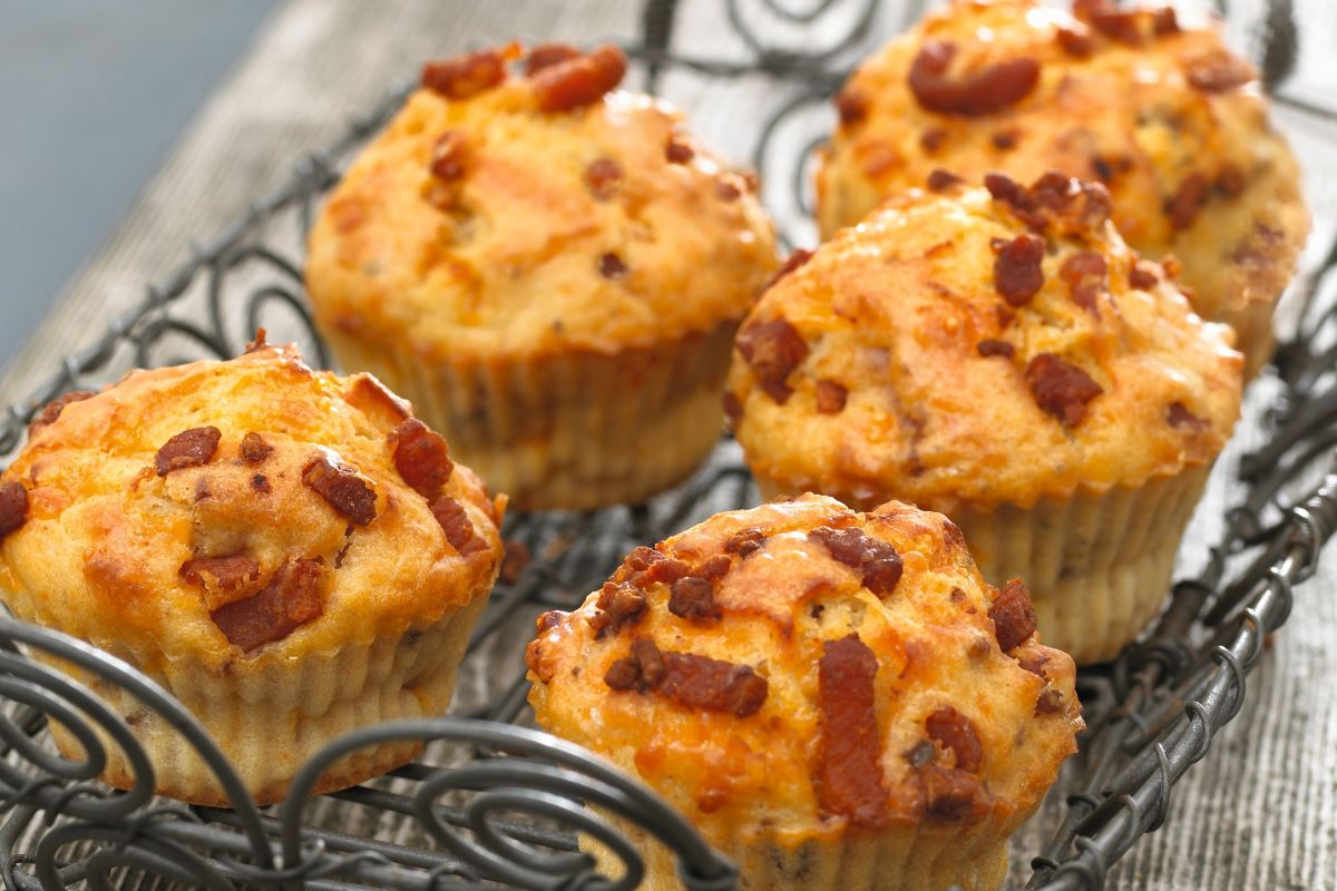 Käse Bacon Muffins