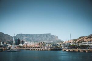 Kape Stadt Waterfront Tafelberg