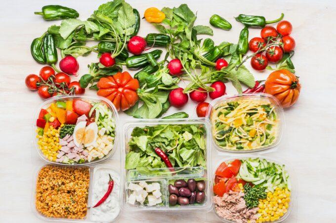 Salat To Go Regional