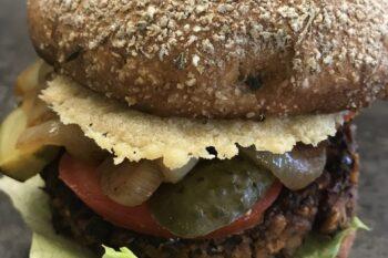 Vegenaer Burger